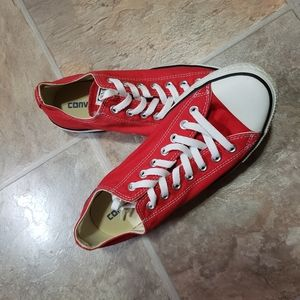 Converse All-star Red